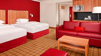 Four Points By Sheraton Munich Central photos Room Studio