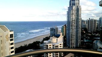Beachcomber Surfers Paradise photos Room