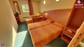 Best Hotel Metz Strasbourg Lingolsheim photos Room
