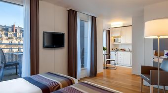 Citadines Bastille Marais Pari photos Room
