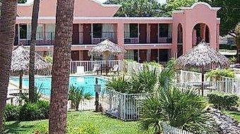Budget Inn Pinellas Park photos Exterior