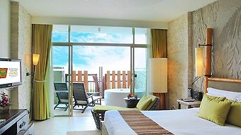 Centara Grand Mirage Beach Resort Pattaya photos Room Deluxe spa ocean facing