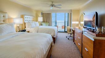 Hilton Virginia Beach Oceanfront photos Room Two Double Oceanfront Room