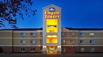 Best Western Empire Towers photos Exterior