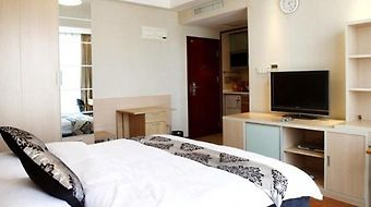 Hangzhou Yilin Apartments photos Room