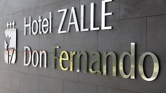Zalle Don Fernando photos Exterior Hotel information