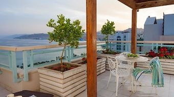 Herods Boutique Hotel Eilat photos Exterior Hotel information