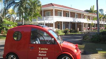 Aston Motel Yamba photos Exterior Hotel information