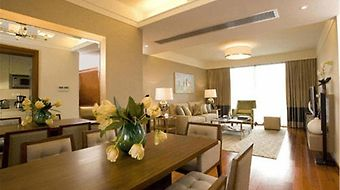 Lanson Place Jin Qiao Serviced Residences photos Exterior Hotel information