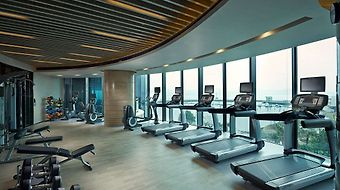 Hilton Shenzhen Shekou Nanhai photos Facilities Gym
