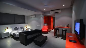 Sinq - The Party Hotel photos Room