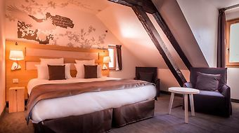 Le Grand Aigle Hotel & Spa**** photos Room