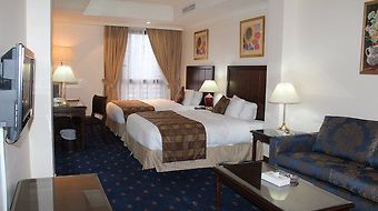 Dar Alhijra Intercontinental photos Room 2 QUEEN BEDS DELUXE 2 PERSONS