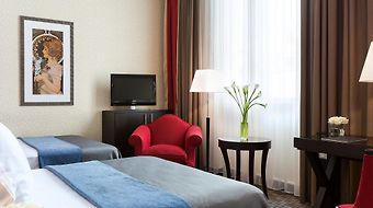 Crowne Plaza Paris Republique photos Room Deluxe Club Room