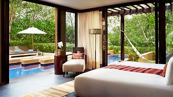 Banyan Tree Mayakoba photos Room Sanctuary Spa Pool Villa