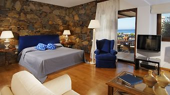 Aquila Rithymna Beach photos Room DELUXE JUNIOR VILLA SEA VIEW WITH PRIVATE POOL
