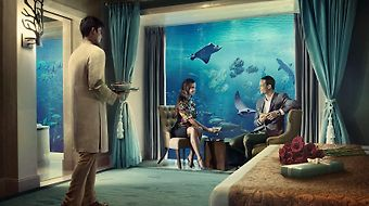 Atlantis, The Palm photos Room Underwater Suite