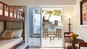 Gran Caribe Resort photos Room FAMILY JUNIOR SUITE
