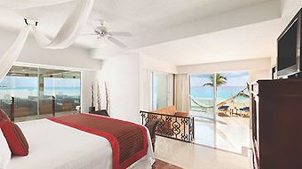 Gran Caribe Resort photos Room Gran Junior Suite Beachfront Walk-out