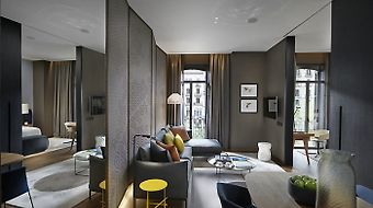 Mandarin Oriental Barcelona photos Room BOULEVARD SUITE