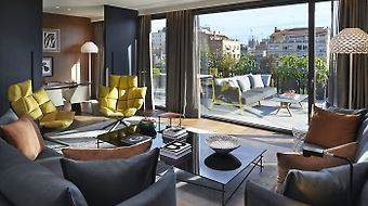 Mandarin Oriental Barcelona photos Room PREMIER TERRACE SUITE