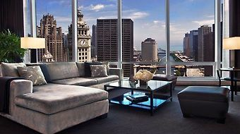 Trump International Hotel & Tower Chicago photos Room Grand Deluxe Lake View Two Bedroom Suite