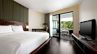 Le Meridien Phuket Beach Resort photos Room OCEANFRONT DELUXE SUITE