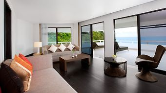 Le Meridien Phuket Beach Resort photos Room OCEANFRONT GRANDE SUITE