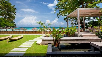 Le Meridien Phuket Beach Resort photos Room BEACHFRONT 4-BEDROOM GRANDE VILLA