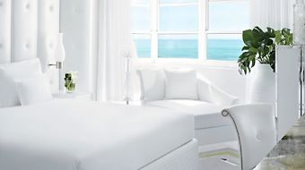 Delano South Beach photos Room PARTIAL OCEAN VIEW KING
