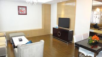 Beijing Golden Bay Apartment photos Room