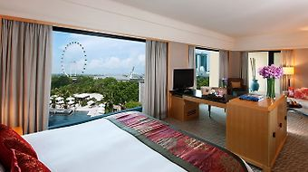 Mandarin Oriental Singapore photos Room Ocean Grand Room