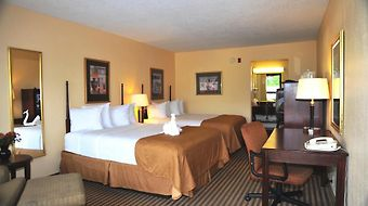 Howard Johnson Plaza Hotel - Orlando North photos Room Hotel information