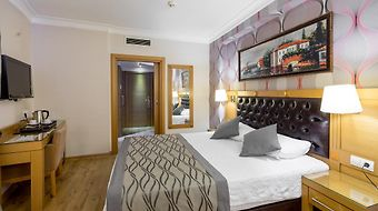 Levent Hotel Istanbul photos Exterior Hotel information