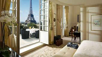 Shangri-La Hotel Paris photos Room Duplex Eiffel Tower View Suite