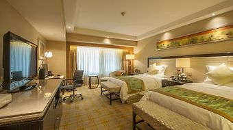 Zhongmao Haiyue International Hotel Luxury photos Room