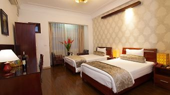 Hanoi Luxury Hotel photos Room Deluxe Twin Bed
