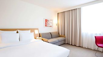 Novotel Barcelona City photos Exterior Hotel information