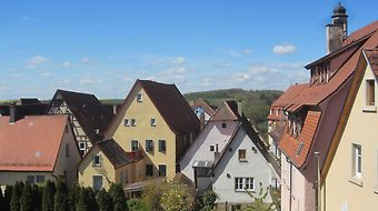 Romantik Hotel Markusturm Rothenburg photos Exterior Hotel information