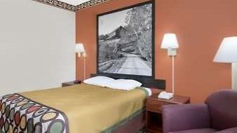 Super 8 Athens photos Room 1 Queen Bed Room