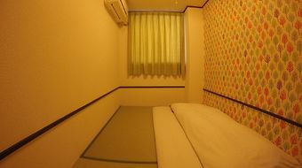 Backpackers Hotel Toyo photos Room Single room B with A/C