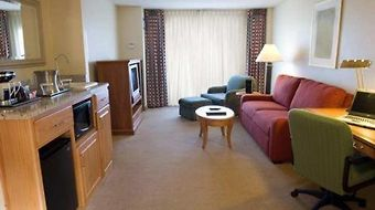 Hilton Suites Chicago/Oakbrook Terrace photos Room Hotel information