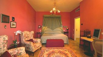Villa Zuccari Montefalco photos Room