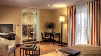 Hostellerie Des Chateaux - Spa photos Room