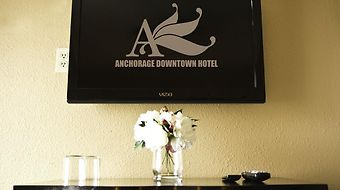 Anchorage Downtown Hotel photos Room