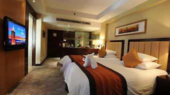 New Century Grand Hotel Shaoxing photos Room
