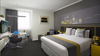 Citadines St Georges Terrace Perth photos Room