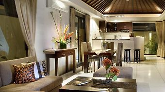 The Seri Villas Seminyak photos Room