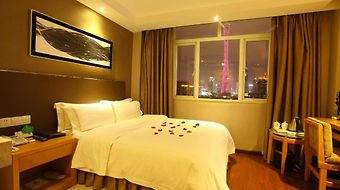 Ying Shang Hotel Xingangzhong Branch photos Room