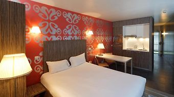 Olivarius Cergy Apart'Hotels photos Room